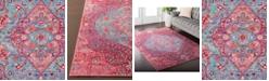 "Surya Germili GER-2325 Bright Pink 18"" Square Swatch"