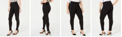 INC International Concepts I.N.C. Shaping Studded Leggings, Created for Macy's