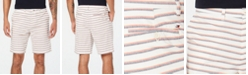 """Tommy Hilfiger Men's Striped 9"""" Shorts, Created for Macy's"""