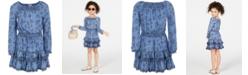 Epic Threads Big Girls Printed Drop Waist Dress, Created for Macy's