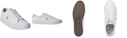 Polo Ralph Lauren Men's Sayer Canvas Sneakers