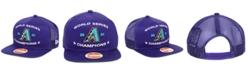 New Era Arizona Diamondbacks Team Front Trucker 9FIFTY Snapback Cap