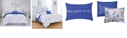 Chic Home Talulah 8 Piece King Bed In a Bag Duvet Set