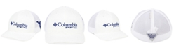 Columbia West Virginia Mountaineers PFG Stretch Fitted Cap