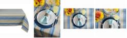 "Design Import Table cloth Sailor Stripe 52"" X 52"""