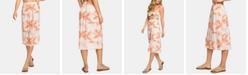 Roxy Juniors' Pull On Floral Print Skirt