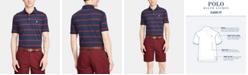 Polo Ralph Lauren Men's Classic Fit Striped Performance Polo