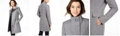 Calvin Klein Stand-Collar Walker Coat, Created for Macys
