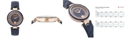 Versus by Versace Versus Women's Blue Strap Watch 18mm