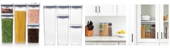 OXO Pop 5-Pc. Food Storage Container Set