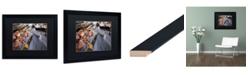 """Trademark Global Jason Shaffer 'Chance Creek 1' Matted Framed Art - 20"""" x 16"""""""