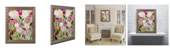 "Trademark Global Carrie Schmitt 'Natures Laugher' Ornate Framed Art - 11"" x 14"""