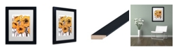 "Trademark Global Natasha Wescoat '008' Matted Framed Art - 11"" x 14"""