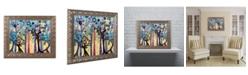 "Trademark Global Natasha Wescoat '026' Ornate Framed Art - 16"" x 20"""