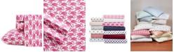 Poppy & Fritz Flamingo Sheet Set, Twin