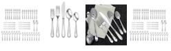 Studio Cuisine Valera 42-PC Flatware Set, Service For 8