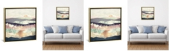 """iCanvas Golden Spring Reflection by Spacefrog Designs Gallery-Wrapped Canvas Print - 26"""" x 26"""" x 0.75"""""""