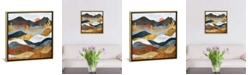 """iCanvas Desert Cold by Spacefrog Designs Gallery-Wrapped Canvas Print - 26"""" x 26"""" x 0.75"""""""