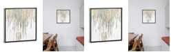 """iCanvas Momentary Reflection Ii by Tom Conley Gallery-Wrapped Canvas Print - 18"""" x 18"""" x 0.75"""""""