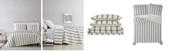 Truly Soft Millennial Stripe Twin XL Quilt Set