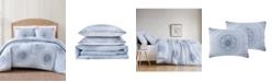 Oceanfront Resort Ocean Blues 3-Pc. Comforter Set, Full/Queen