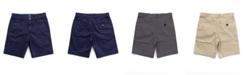 Bear Camp Boy's Twill Dress Shorts