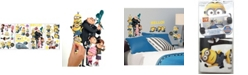 York Wallcoverings Despicable Me 2 Peel and Stick Wall Decals
