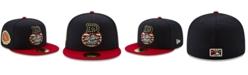 New Era Biloxi Shuckers Stars and Stripes 59FIFTY Cap