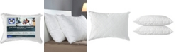 Sealy Quilted Natural Comfort Feather Standard/Queen Pillow 2 Pack
