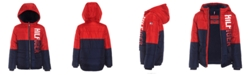 Tommy Hilfiger Toddler Boys Jack Hooded Colorblocked Jacket