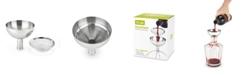 True Brands True Fountain Aerating Decanter Funnel