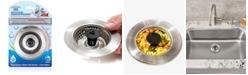 SinkShroom Kitchen Revolutionary Clog free Stainless Steel Kitchen Sink Strainer