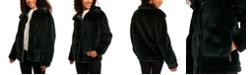 Jou Jou Juniors' Faux-Fur Jacket