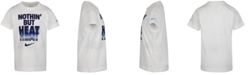 Nike Toddler Boys Heat-Print Cotton T-Shirt