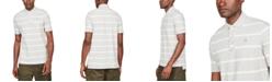 G-Star Raw Men's Fascia Striped Polo Shirt