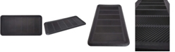 "Envelor Rubber Boot Floor Tray Mat, 16"" x 32"", 2 Pack"