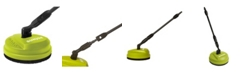 Sun Joe Surface, Deck + Patio Cleaning Attachment for SPX Series Pressure Washers 10""