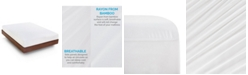 Lucid Rayon from Bamboo Jersey Mattress Protector, Twin