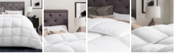 Brookside Down Alternative Quilted Comforter with Duvet Tabs, King/California King