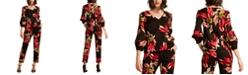 Trina Turk Yuka Floral-Print Top