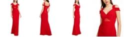 Emerald Sundae Juniors' Cold-Shoulder Dress