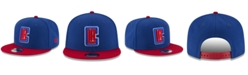 New Era Boys' Los Angeles Clippers Basic 9FIFTY Snapback Cap