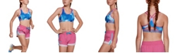 Under Armour Girls' HeatGear® Armour Novelty Sports Bra