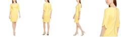 Calvin Klein Bateau-Neck Dress