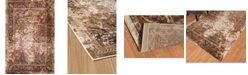 """Asbury Looms Jules Camelot 3000 00250 58 Brown 5'3"""" x 7'2"""" Area Rug"""