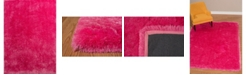 """Asbury Looms Bliss Whitley 2300 00118 58 Pink 5'3"""" x 7'2"""" Area Rug"""