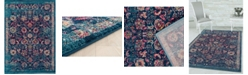 "Asbury Looms Abigail Taj 713 21160 1013 Blue 9'10"" x 13'2"" Area Rug"