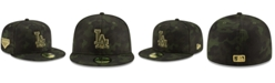 New Era Los Angeles Dodgers Armed Forces Day 59FIFTY-FITTED Cap