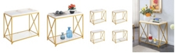 Convenience Concepts St. Andrews Console Table