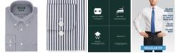 Lauren Ralph Lauren Men's Regular-Fit Ultraflex Stripe Dress Shirt